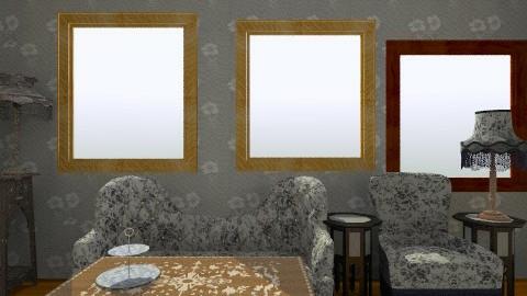 oldie - Vintage - Living room  - by Champney Mariah
