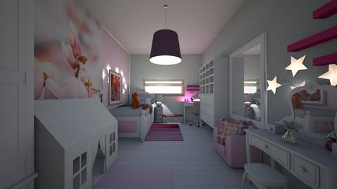 part 3_4 - Kids room  - by petrushka123