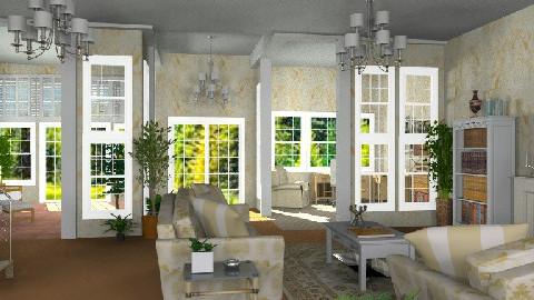 Living - Classic - Living room  - by Bibiche