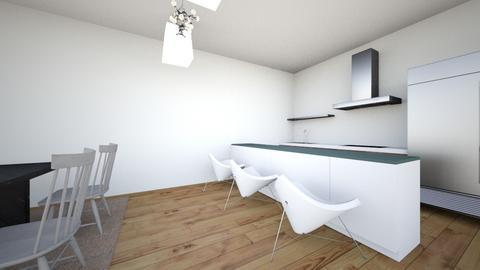 bedroom cool - Modern - Bedroom  - by shirin34