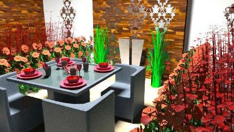 garden1 - Modern - Garden  - by lynda huckson