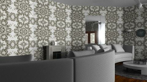 Goomba Lace - Glamour - Living room  - by Berringer