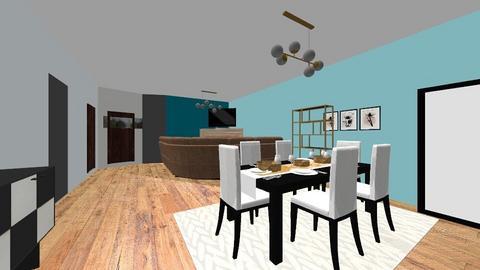 salon2 - Living room - by haddadcoly