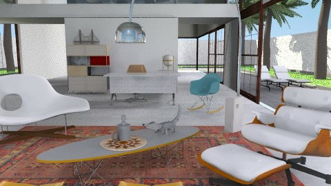 Eames - Modern - by The_Hunter_and_Gatherer