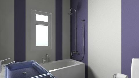 FamilyBathroom05 - Eclectic - Bathroom  - by zoeyacoub