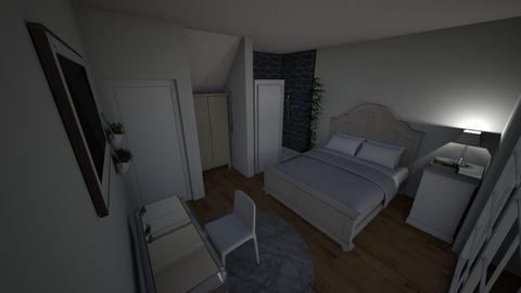 pokoj mamity - Bedroom  - by wagoon2