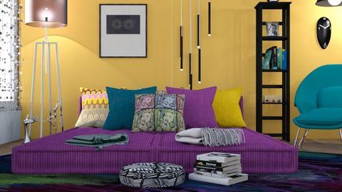 M_Lipstic - Bedroom - by milyca8