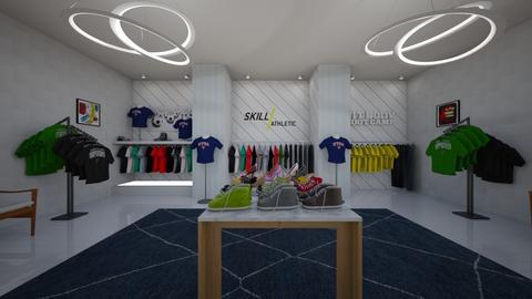 Sport Store - Modern - by Irishrose58
