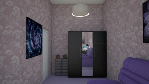Part 1 - Bedroom  - by Thamarine Rose Caitan