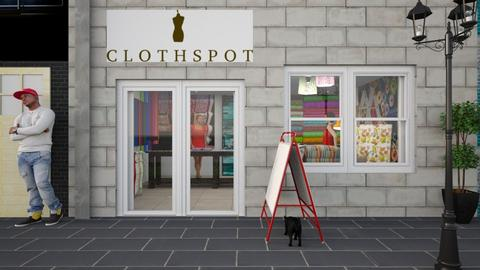 Storefront - by augustmoon