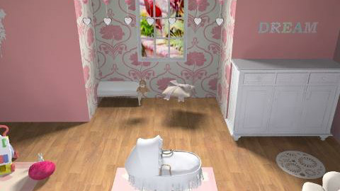 nursery - Glamour - Kids room  - by lovebug22
