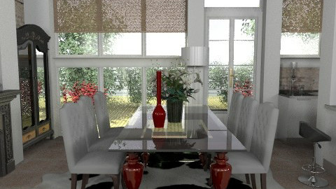 Teres - Eclectic - Kitchen  - by du321