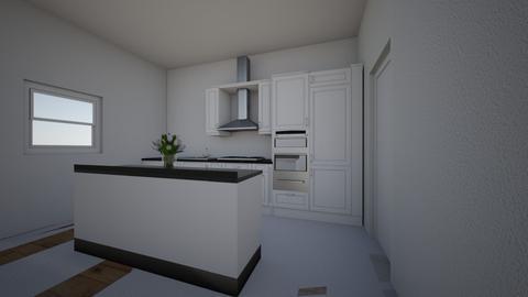 mi casa - Modern - Kitchen  - by anahimorales9804