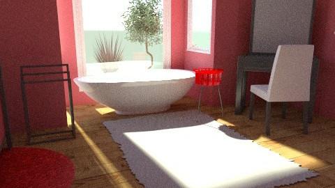 bathroom - Eclectic - Bathroom  - by Tarnovetskaya