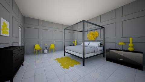 PHS BEDROOM DESIGN 2 - Modern - Bedroom  - by DEVHPatel79