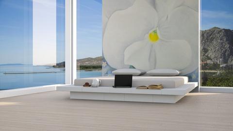 calm - Bedroom  - by anjaam