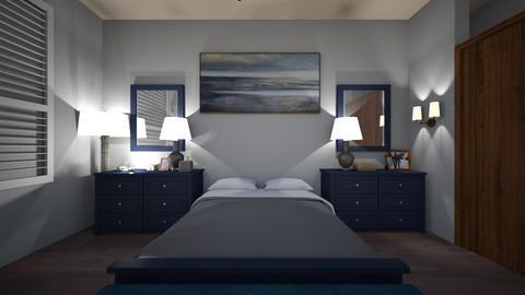 Master Bedroom - Bedroom  - by Alyshaa P
