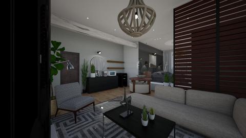 H5 - Living room  - by valerietegenbos