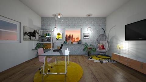 Playful Office - Office - by 011958