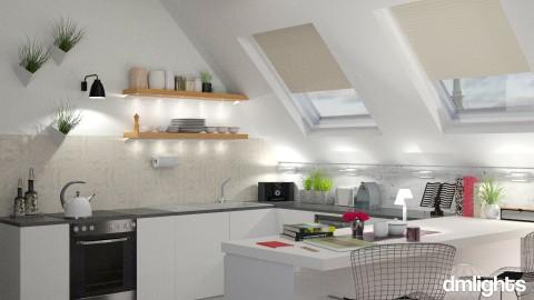 Apartment - Kitchen  - by DMLights-user-997247