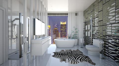 Bathroom in NYC - Modern - Bathroom  - by Ida Dzanovic