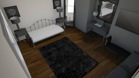 bkluhgffdfg - Bedroom - by ellielou02