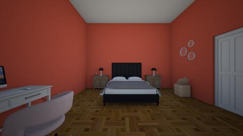 bedroom - Modern - Bedroom - by millerleah12