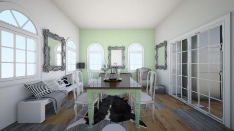 xxx - Dining room - by amberxx