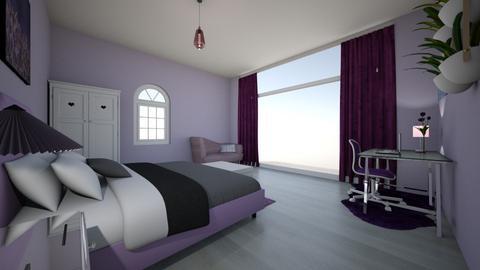 Ashlee Color Room - Bedroom  - by LHSHousing