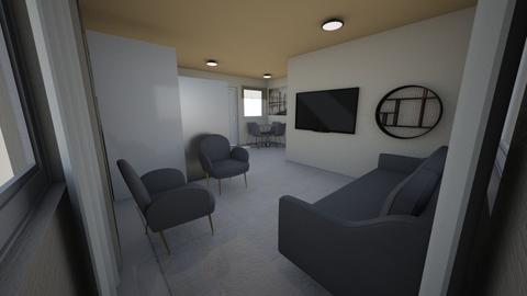House Renovation Full - Minimal - Living room  - by jafta