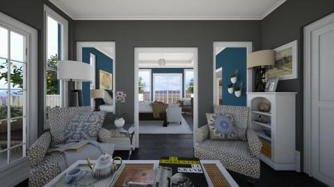 Seperate Spaces - Classic - Bedroom  - by SimonRoshana