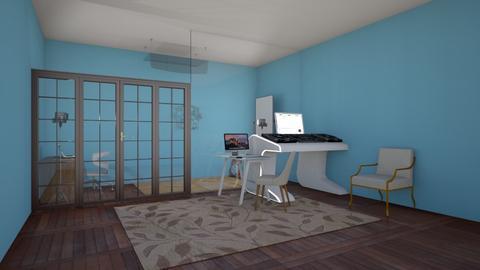 Studio - Modern - by 29catsRcool