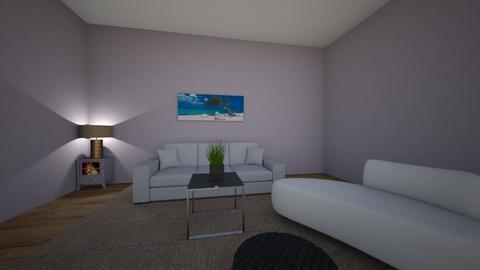 Modern Living room - Modern - Living room  - by Amelia i Szymon