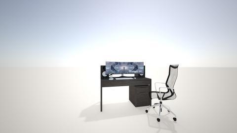setup - Modern - Office  - by samuel_velez
