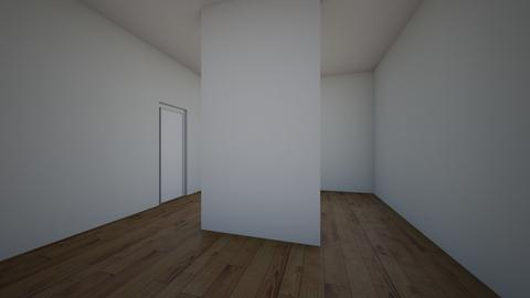 1st - Modern - Bedroom  - by benang1984