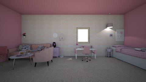 Pink - Modern - by tathianhduong2009
