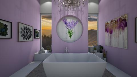 lavender - by KierraClumdesign