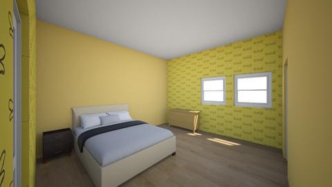 My bedroom - Bedroom  - by Abbybabby831