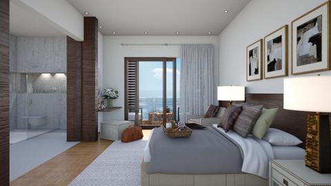 Thailand Dream IX - Modern - Bedroom - by Claudia Correia