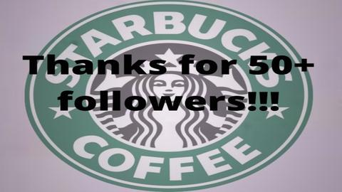 50 plus followers YAY - by Aristar_bucks