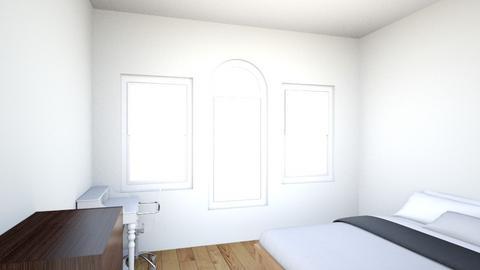 Sleepy Guest - Bedroom - by drnix2