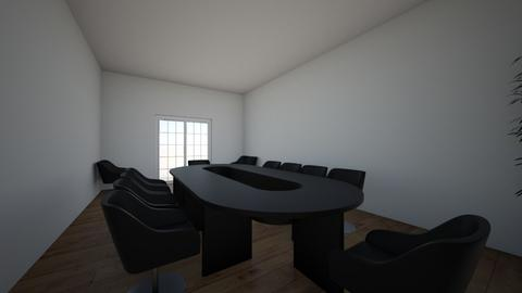 conference room - Office  - by Schmidt3