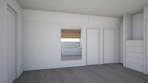 newe kamer - Bedroom - by ippie
