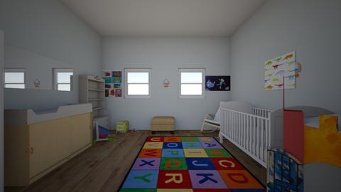 Nursery - Kids room - by mcnyca