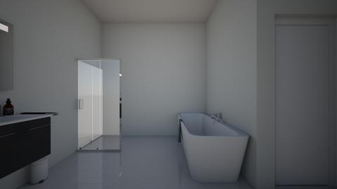 Bathroom - Minimal - Bathroom  - by RoniRaindrop