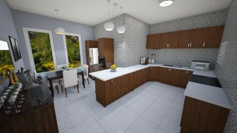 kitchen hip - Kitchen - by beatrizrauta