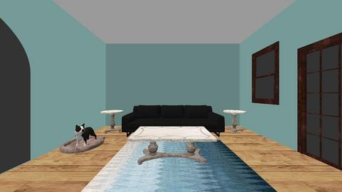 Natasha Green Living Room - Living room  - by tashagreen