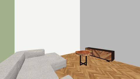 Huis - by Arwou
