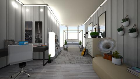 Asthetic BR - Bedroom  - by Xxblue_romanxX