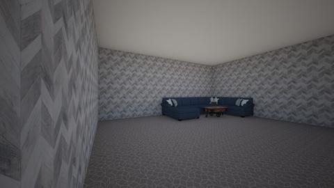 Lydia - Living room  - by LydiaTrickett